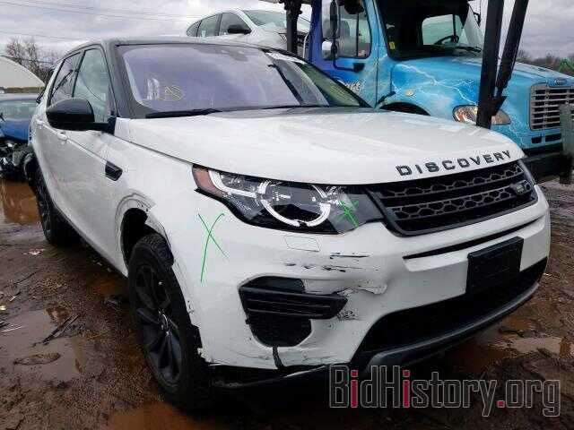 Фотография SALCP2RX2JH775822 - LAND ROVER DISCOVERY 2018