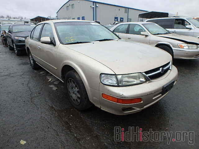 Photo JN1CA21D2VT210602 - NISSAN MAXIMA 1997