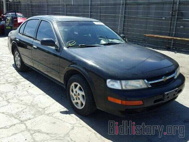 Photo JN1CA21D1VM502297 - NISSAN MAXIMA 1997