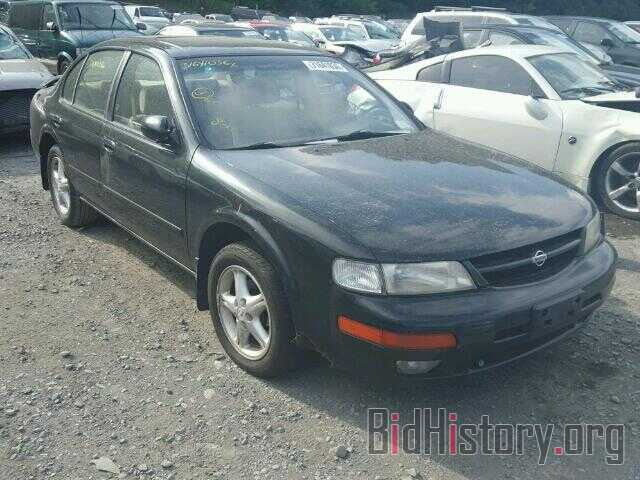 Photo JN1CA21D8VT213939 - NISSAN MAXIMA 1997