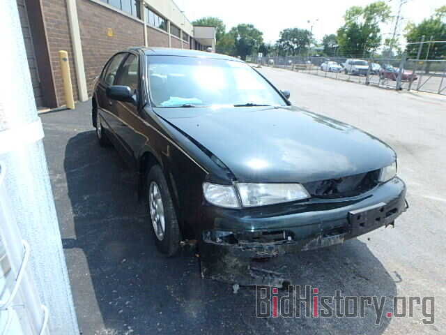 Photo JN1CA21D7VT856749 - NISSAN MAXIMA 1997