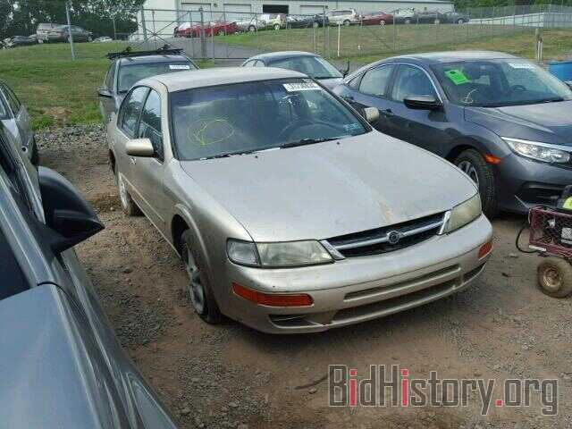Photo JN1CA21D5VT805010 - NISSAN MAXIMA 1997