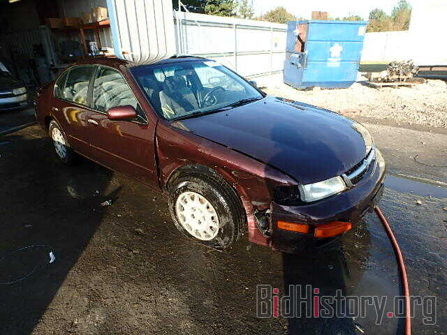 Photo JN1CA21D6VT815187 - NISSAN MAXIMA 1997