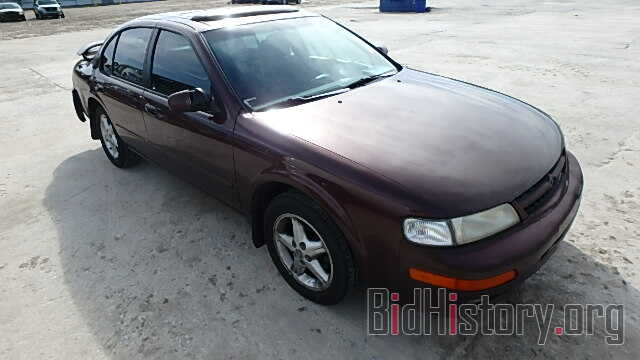 Photo JN1CA21D7VT863538 - NISSAN MAXIMA 1997