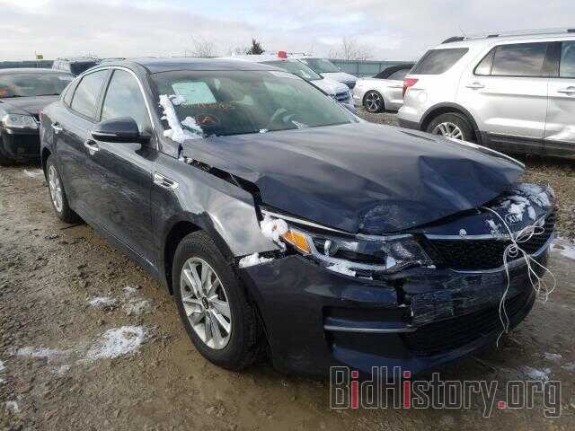 Photo KNAGT4L37G5117085 - KIA OPTIMA 2016