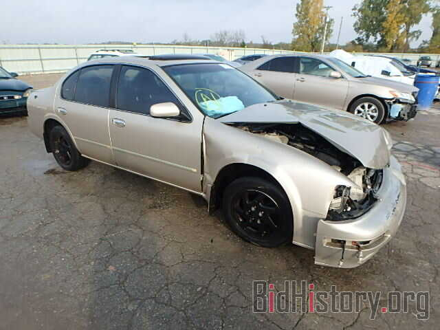 Photo JN1CA21D6VT206987 - NISSAN MAXIMA 1997