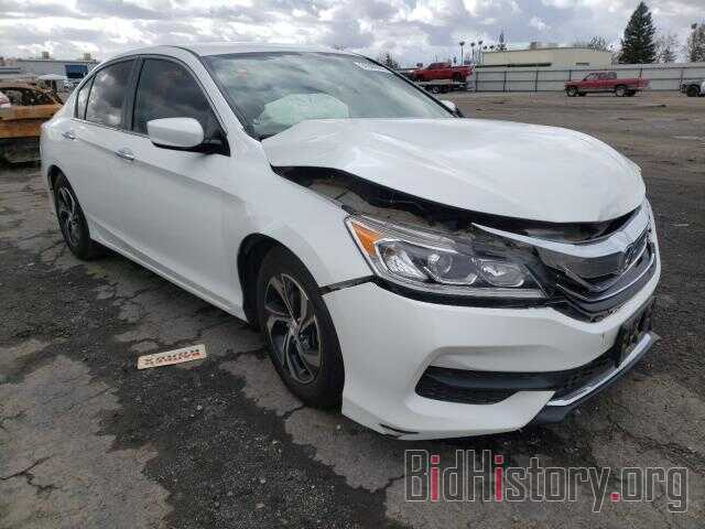 Фотография 1HGCR2F33HA017088 - HONDA ACCORD 2017