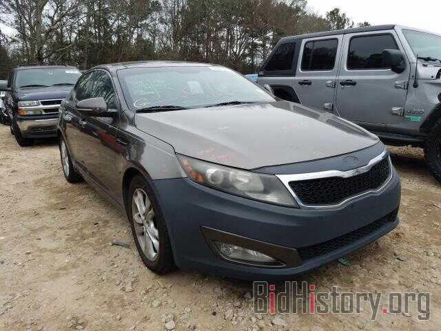 Photo 5XXGN4A7XDG105149 - KIA OPTIMA 2013