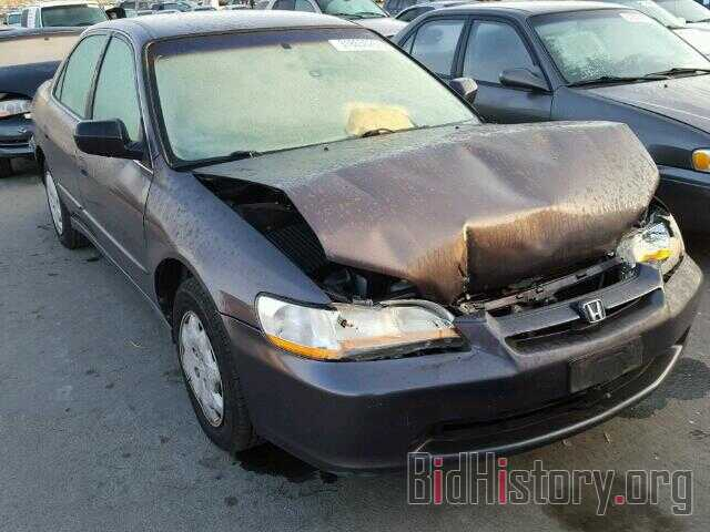 Photo 1HGCG6651XA122709 - HONDA ACCORD 1999