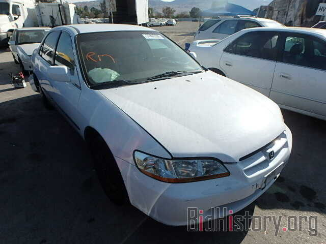 Photo JHMCG5640XC005786 - HONDA ACCORD 1999
