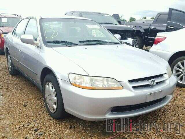 Photo JHMCG5645XC047256 - HONDA ACCORD 1999