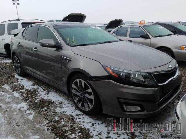 Photo 5XXGR4A60FG445912 - KIA OPTIMA 2015