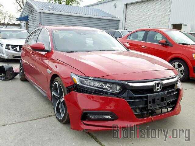 Photo 1HGCV1F30JA094755 - HONDA ACCORD SPO 2018