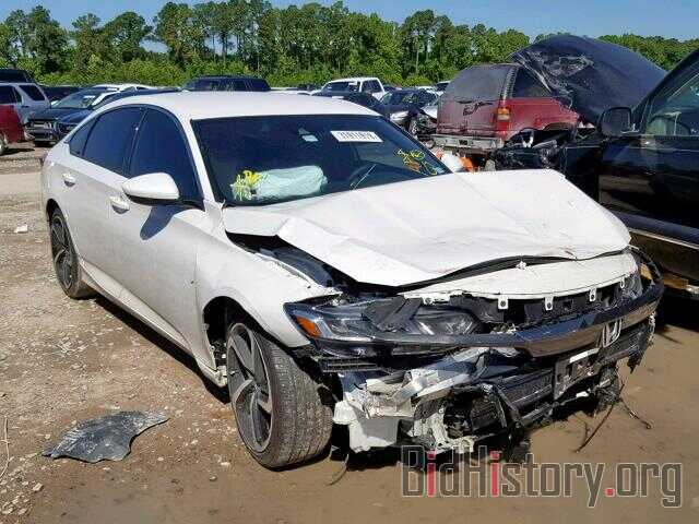 Photo 1HGCV1F3XJA122464 - HONDA ACCORD SPO 2018