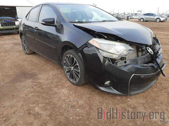 Photo 5YFBURHE8FP292996 - TOYOTA COROLLA 2015