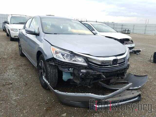 Фотография 1HGCR2F32HA206878 - HONDA ACCORD 2017