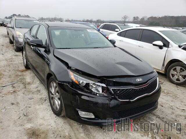 Photo 5XXGN4A71FG399995 - KIA OPTIMA 2015