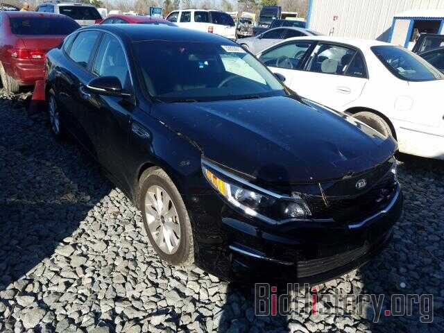 Photo 5XXGT4L33JG264879 - KIA OPTIMA 2018