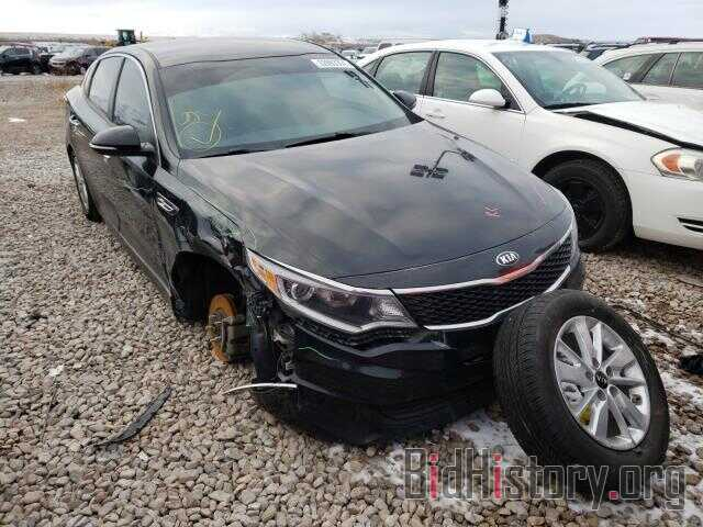 Photo 5XXGT4L32JG179600 - KIA OPTIMA 2018