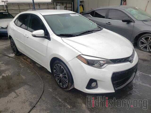 Photo 5YFBURHE9GP512857 - TOYOTA COROLLA 2016