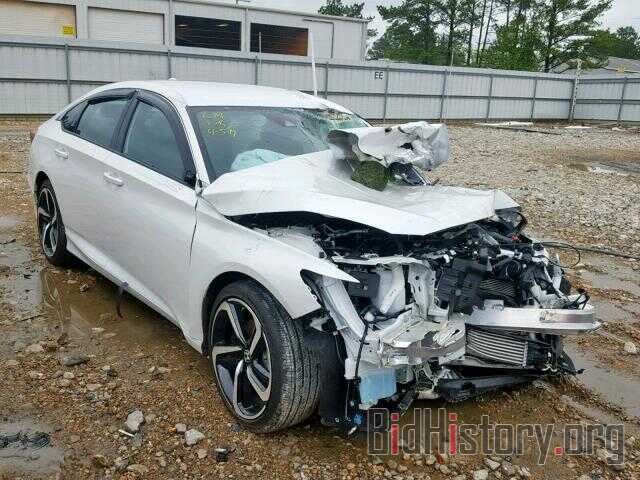 Photo 1HGCV1F31JA174517 - HONDA ACCORD SPO 2018