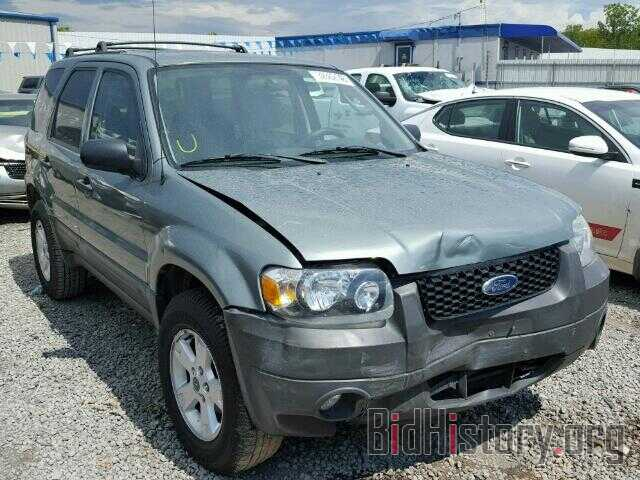 Photo 1FMYU03197KA91517 - FORD ESCAPE 2007