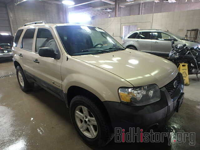 Photo 1FMYU49H27KB33151 - FORD ESCAPE 2007