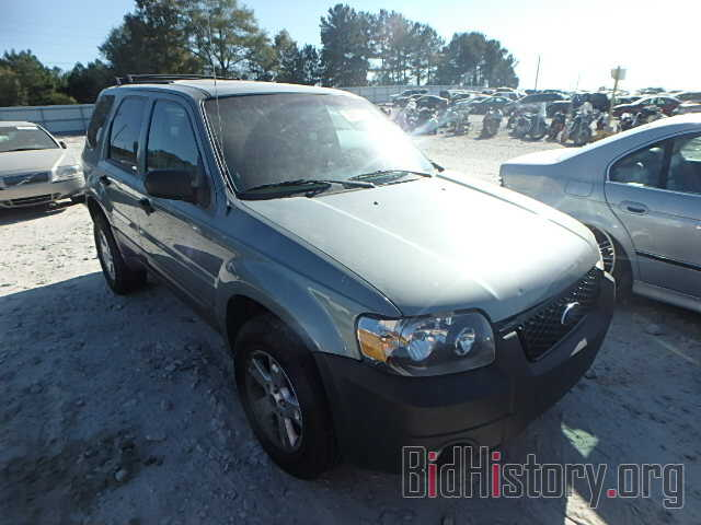 Photo 1FMCU03Z07KA64884 - FORD ESCAPE 2007