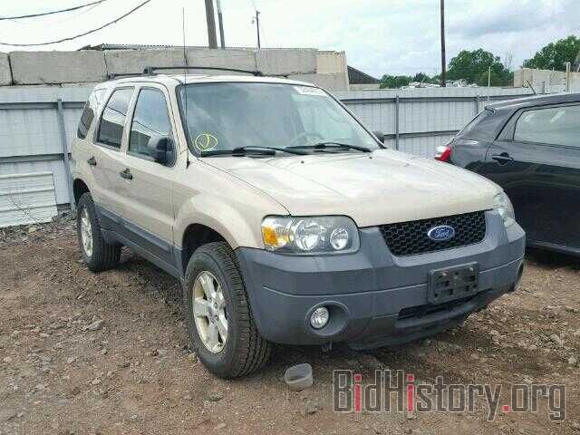 Photo 1FMYU93117KB99487 - FORD ESCAPE 2007