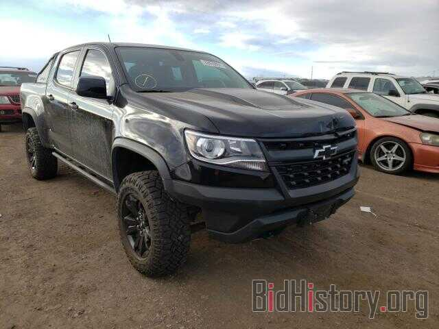 Фотография 1GCGTEENXK1214546 - CHEVROLET COLORADO 2019
