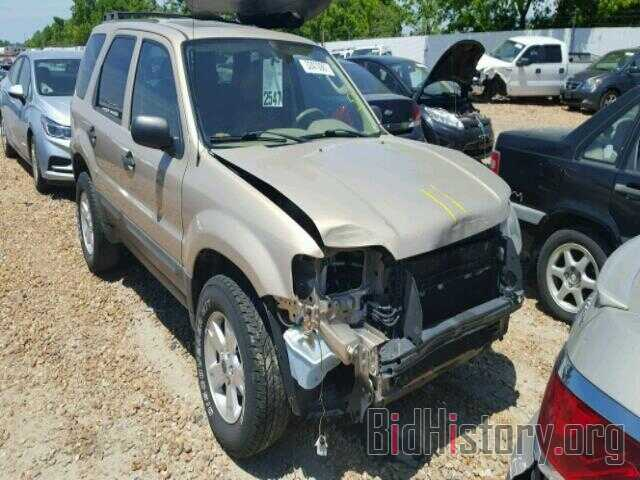 Photo 1FMYU03157KA66808 - FORD ESCAPE 2007