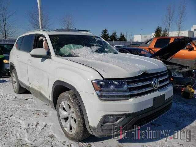 Фотография 1V2MR2CA6JC561230 - VOLKSWAGEN ATLAS 2018