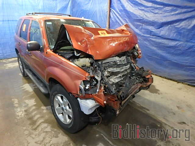 Photo 1FMCU03137KA03572 - FORD ESCAPE 2007