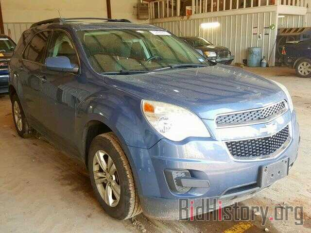 Photo 2GNALDEK5C6169625 - CHEVROLET EQUINOX LT 2012