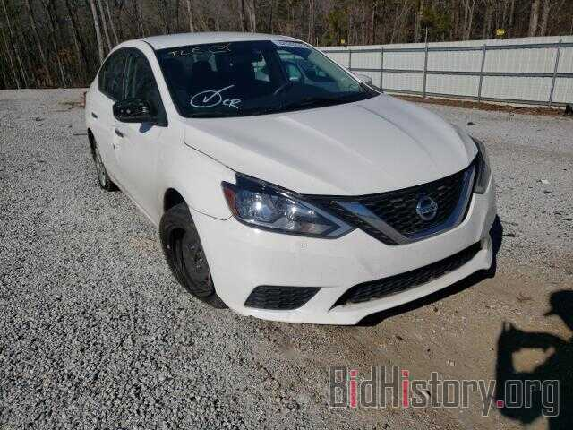 Photo 3N1AB7AP3GL679331 - NISSAN SENTRA 2016