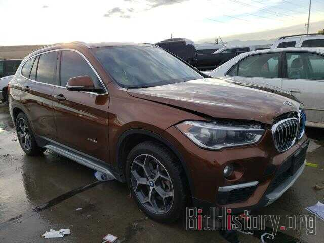 Фотография WBXHT3C39GP884283 - BMW X1 2016