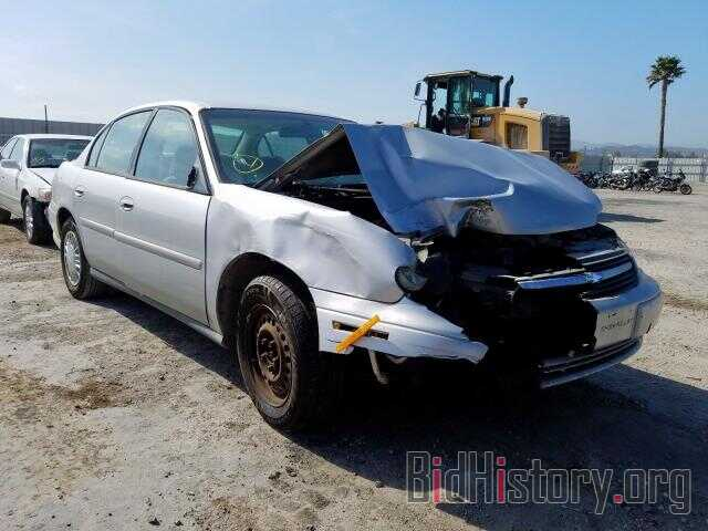 Photo 1G1ND52FX4M684782 - CHEVROLET ALL OTHER 2004