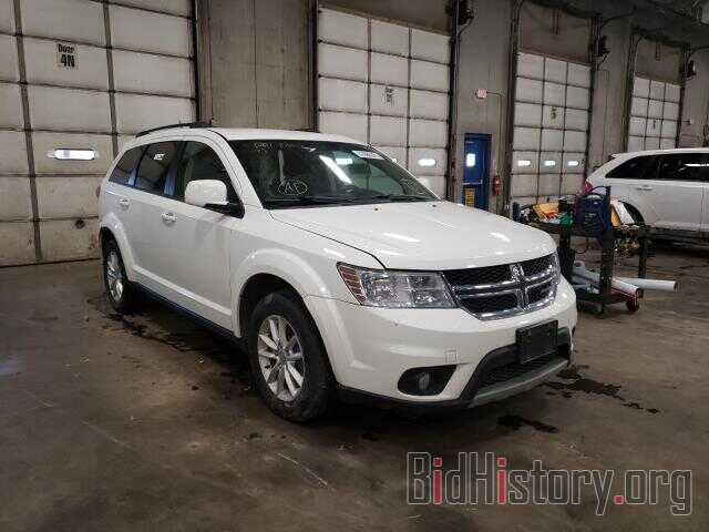 Фотография 3C4PDCBG3HT526877 - DODGE JOURNEY 2017