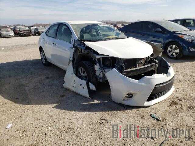 Photo 5YFBURHE9GP457570 - TOYOTA COROLLA 2016