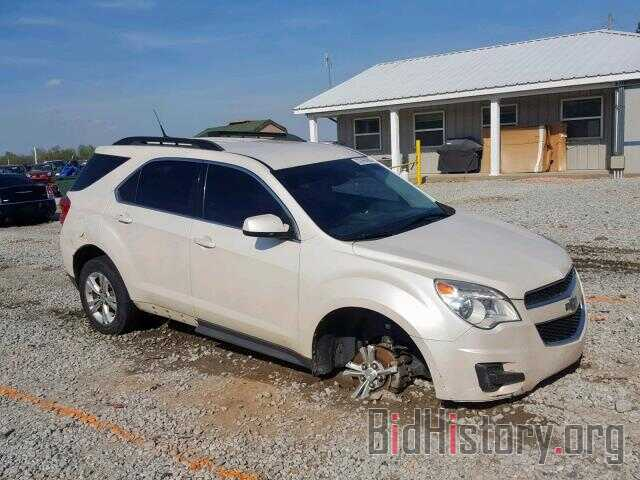 Photo 2GNALDEK8C1222878 - CHEVROLET EQUINOX LT 2012