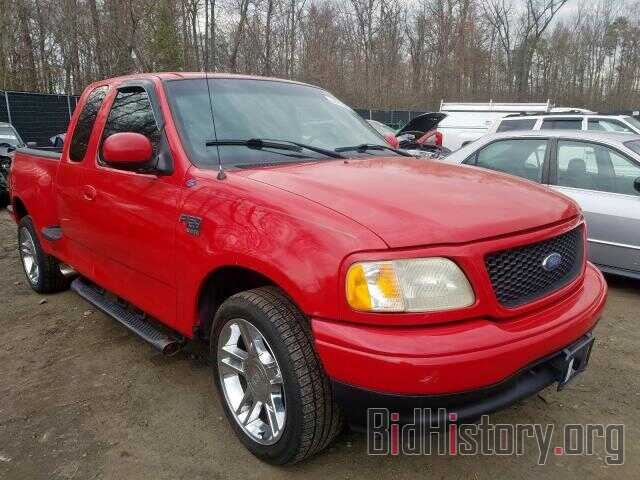 Photo 1FTRX07W71KF15385 - FORD F150 2001