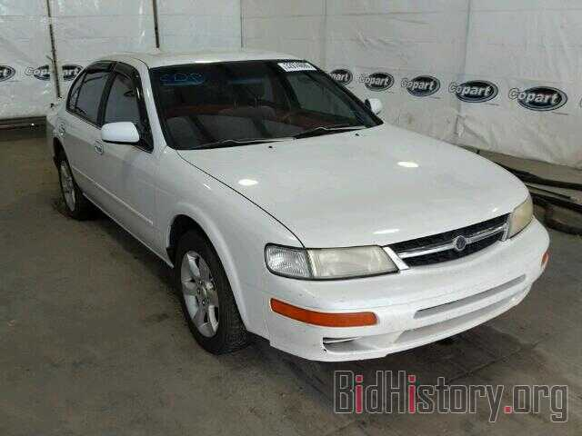 Photo JN1CA21D7VT217349 - NISSAN MAXIMA 1997