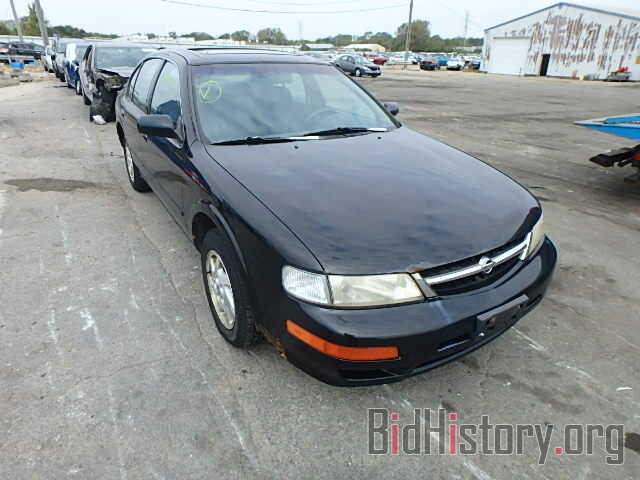 Photo JN1CA21D2VT219820 - NISSAN MAXIMA 1997