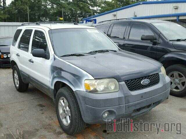 Photo 1FMCU93187KA41321 - FORD ESCAPE 2007