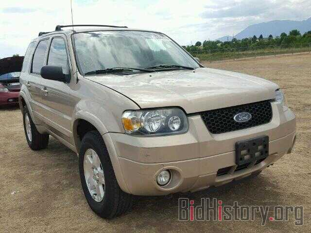 Photo 1FMCU94117KB07934 - FORD ESCAPE 2007