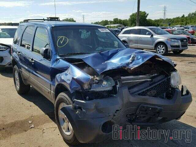 Photo 1FMYU03127KA12057 - FORD ESCAPE 2007
