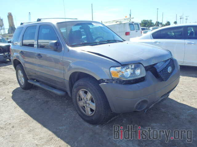 Photo 1FMYU02Z27KB97203 - FORD ESCAPE 2007