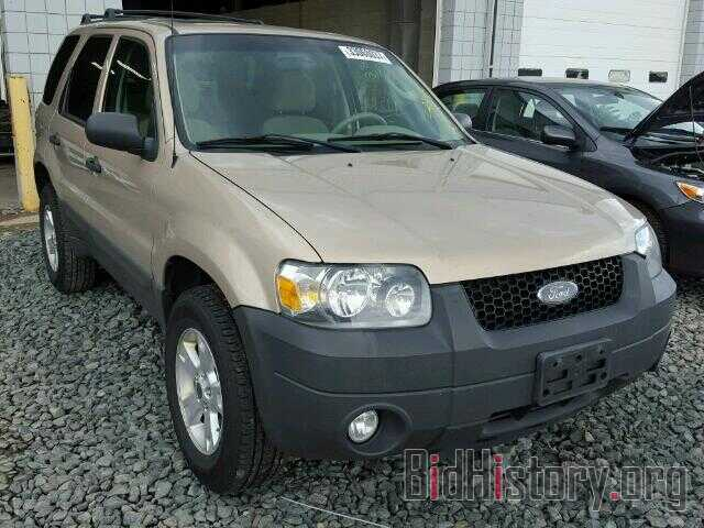 Photo 1FMYU931X7KA40161 - FORD ESCAPE 2007