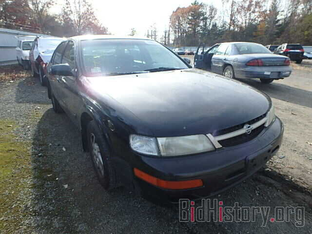 Photo JN1CA21D7VT212717 - NISSAN MAXIMA 1997