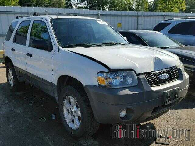Photo 1FMYU93Z17KA20869 - FORD ESCAPE 2007
